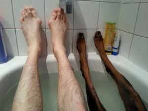 風呂ドーベル